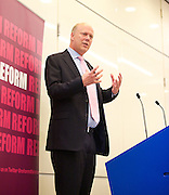 Reform Crime Conference on <br />