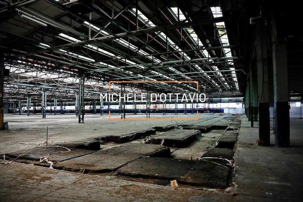L'Ex DAI, area industriale usata fino al 2005 come base logistica della Fiat Mirafiori, oggi di proprietà di Torino Nuova Economia (TNE) che ha lanciato un concorso internazionale di idee per la riqualificazione.