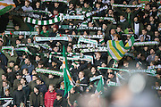 Celtic fans - Celtic v Dundee in the Ladbrokes Scottish Premiership at Celtic Park, Glasgow. Photo: David Young<br /> <br />  - © David Young - www.davidyoungphoto.co.uk - email: davidyoungphoto@gmail.com