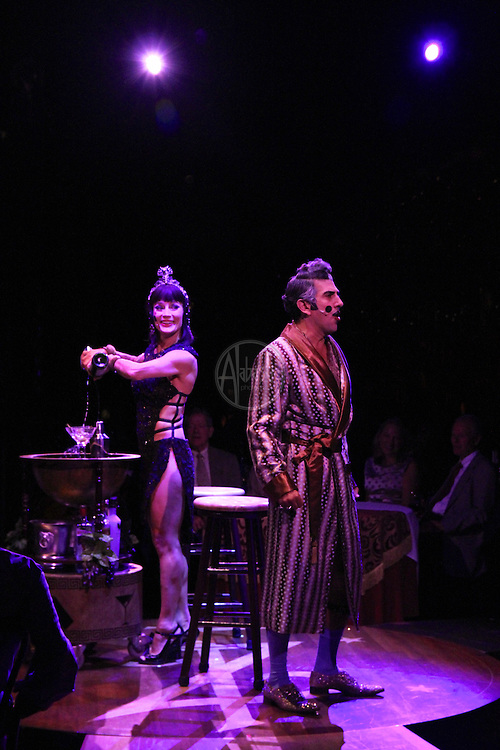 Teatro ZinZanni's production of Hail Caesar: Forbidden Oasis