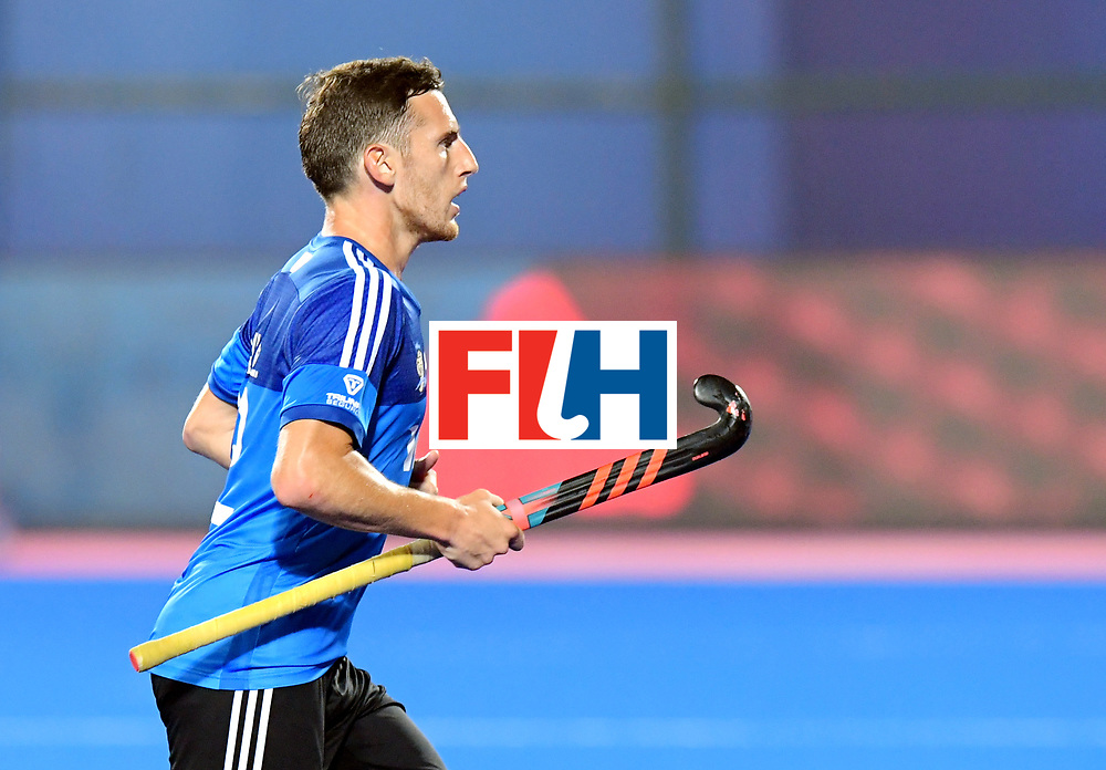 Odisha Men's Hockey World League Final Bhubaneswar 2017<br /> Match id:14<br /> England v Argentina<br /> Foto: Lucas Vila (Arg) <br /> COPYRIGHT WORLDSPORTPICS FRANK UIJLENBROEK