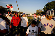 Immigration Rights March.Washington, DC ...