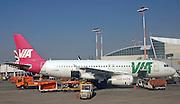 VIA - Air VIA Bulgarian Airways, Airbus A320-232