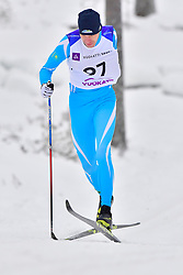 GERLITS Alexandr, KAZ, LW6 at the 2018 ParaNordic World Cup Vuokatti in Finland