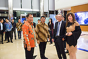 Indonesia dignitaries visit Marvell Technology Group Ltd. in Santa Clara, California, on October 28, 2015. (Stan Olszewski/SOSKIphoto)
