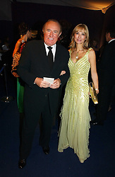 ANDREW NEIL and AURELIA BONITO at the British Red Cross London Ball held at The Room by The River, 99 Upper Ground, London SE1 on 16th November 2006.<br /><br />NON EXCLUSIVE - WORLD RIGHTS