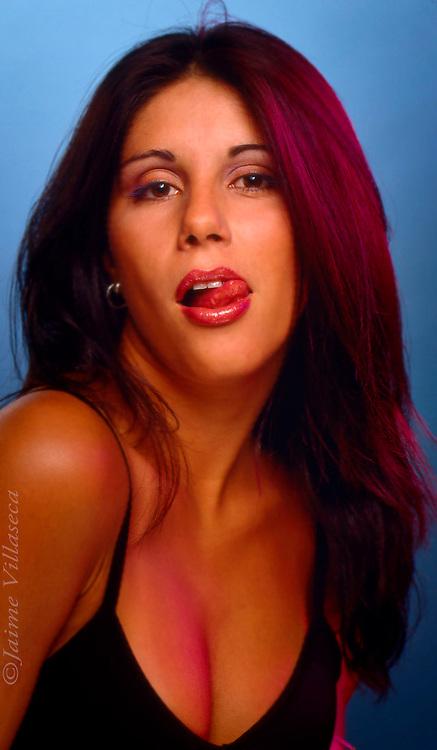 FOT&Oacute;GRAFO: Jaime Villaseca ///<br /> <br /> Actriz Lorena Fern&aacute;ndez.