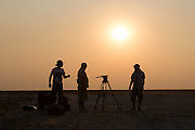 The hottest day of the shoot out at Lone Palm, it felt very remote even by Liuwa Plain standards.