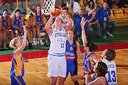 DESCRIZIONE : Schio Qualificazione Eurobasket Women 2009 Italia Bosnia <br /> GIOCATORE : Kathrin Ress <br /> SQUADRA : Nazionale Italia Donne <br /> EVENTO : Raduno Collegiale Nazionale Femminile <br /> GARA : Italia Bosnia Italy Bosnia <br /> DATA : 06/09/2008 <br /> CATEGORIA : Tiro <br /> SPORT : Pallacanestro <br /> AUTORE : Agenzia Ciamillo-Castoria/S.Silvestri <br /> Galleria : Fip Nazionali 2008 <br /> Fotonotizia : Schio Qualificazione Eurobasket Women 2009 Italia Bosnia <br /> Predefinita : si