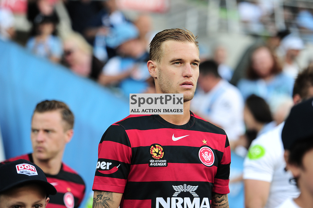 Hyundai A-League, January 9th 2016, RD14 match between Melbourne City FC v Western Sydney Wanderers FC at Aami Park in a 3:2 win to City. Melbourne, Australia. © Mark Avellino | SportPix.org.uk