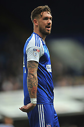 LUKE CHAMBERS IPSWICH TOWN,  Ipswich Town v Birmingham City EFL Sky Bet Championship, Portman Road, Saturday 1st April 2017: Score 1-1<br /> Photo:Mike Capps