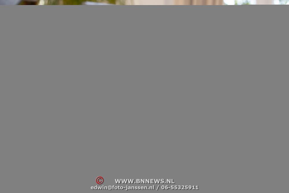 NLD/Rotterdam/20190823 - Persdag Expeditie Robinson, Rob Geus