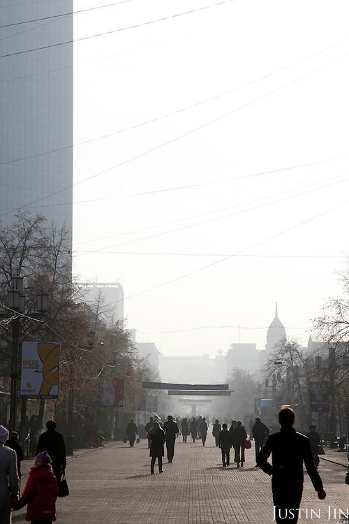 General view of Chelyabinsk