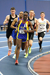 USATF Masters Indoor Championship, men's mile, 40-44 age-group race,