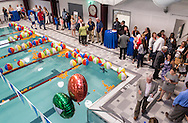 Middletown, New York - The YMCA of Middletown held a grand opening and ribbon cutting for its new pool on Sept. 14, 2016.