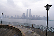 downtown Manhattan seen from Jersey City