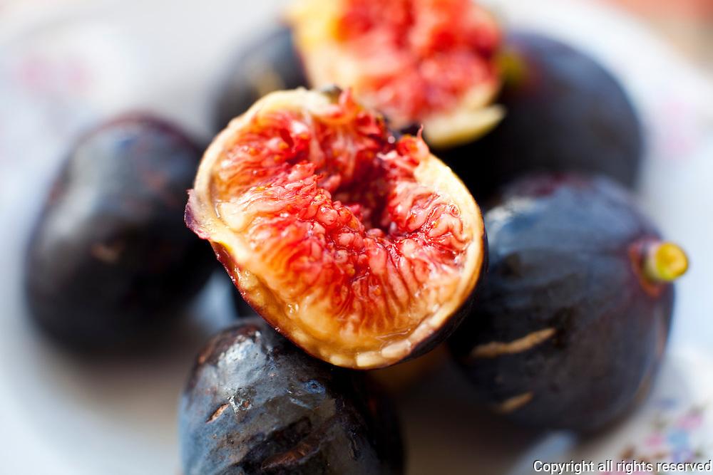 Fresh figs, Inebolu, Turkey
