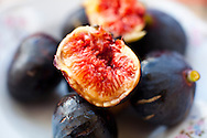 Fresh figs, Inebolu, Turkey