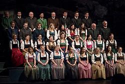 29.11.2017, Festspielhaus, Salzburg, AUT, Salzburger Adventsingen 2017, im Bild Chor // during a photo sample for the Salzburger Adventsingen 2017 at the Festspielhaus in Salzburg, Austria on 2017/11/29. EXPA Pictures © 2017, PhotoCredit: EXPA/ Ernst Wukits