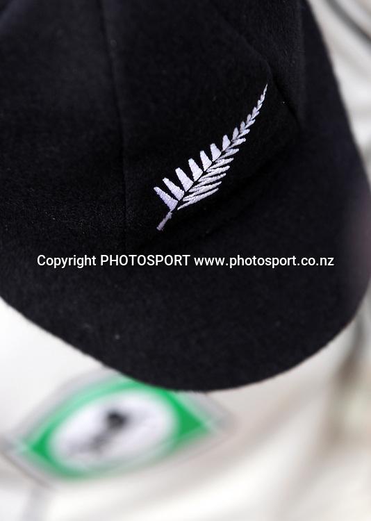 New Zealand Black Cap on Day 3 of the 2nd test match.  New Zealand Black Caps v Pakistan, Test Match Cricket. Basin Reserve, Wellington, New Zealand. Monday 17 January 2011. Photo: Andrew Cornaga/photosport.co.nz