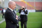 Udine, 31 marzo 2014.<br /> Serie A 2013/2014. 31^ giornata.<br /> Stadio Friuli<br /> Udinese vs Catania.<br /> Nella foto: Rolando Maran, allenatore del Catania.<br />  © foto di Simone Ferraro