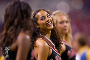 Ball State Code Red Dancers at Ball State vs Indiana football game at Lucas Oil Stadium Michael Hickey, Ball State University Available soon at: http://bit.ly/bsuphoto
