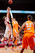 2011 Arkansas Women Basketball vs TennesseeUniversity of Arkansas Razorback 2010-2011 Women's Basketball Team action photos<br /> <br /> <br /> <br /> ©Wesley Hitt<br /> All Rights Reserved<br /> 501-258-0920