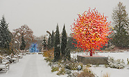 20141112 Chihuly in the Snow