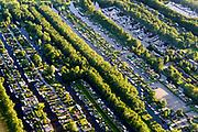 Nederland, Noord-Holland, gemeente Wijdemeren, 13-06-2017; Oud-Loosdrecht, chaletpark Smalland, recreatiepark met jachthaven.<br /> Marina and recreational housing.<br /> luchtfoto (toeslag op standard tarieven);<br /> aerial photo (additional fee required);<br /> copyright foto/photo Siebe Swart