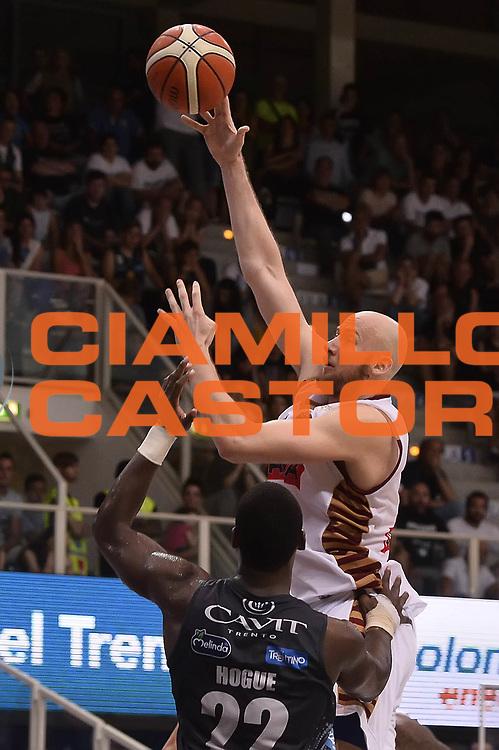 Peric <br /> Dolomiti Energia Aquila Basket Trento - Umana Reyer Venezia<br /> Playoff Gara 3<br /> Lega Basket 2016/2017<br /> Trento 14/06/2017<br /> Foto Ciamillo-Castoria