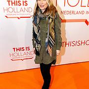 NLD/Amsterdam/20180201 - Presentatie This is Holland, schrijfster Elle van Rijn