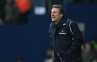 Photo: Lee Earle.<br /> Portsmouth v Sheffield United. The Barclays Premiership. 23/12/2006. United manager Neil Warnock.