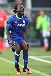 16.07.2016, Allianz Stadion, Wien, AUT, Testspiel, SK Rapid Wien vs Chelsea FC, im Bild Victor Moses (Chelsea FC) // during a Austrian Bundesliga Football test match between SK Rapid Vienna and Chelsea FC at the Allianz Stadion, Wien, Austria on 2016/07/16. EXPA Pictures © 2016, PhotoCredit: EXPA/ Thomas Haumer