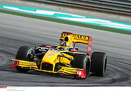 Grand prix de Malaisie 2010..Circuit de SEPANG. 4 Avril 2010...Photo Stéphane Mantey/L'Equipe. *** Local Caption *** kubica (robert) - (pol) -