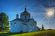 St. John The Baptist Russo-Greek Catholic Orthodox Church<br /> Farus<br /> Alberta<br /> Canada