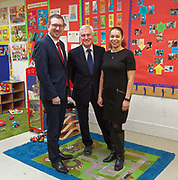 London, United Kingdom - 7 March 2018<br /> EQUINOX PICTURE EXCLUSIVE - Labour Party Shadow Chancellor John McDonnell and Shadow Communities Secretary Andrew Gwynne visiting the Liz Atkinson Children's Centre, Lambeth, London, England, UK, They were visiting the centre to highlight Conservative austerity cuts to children's centres. Europe.www.newspics.com/#!/contact<br /> (photo by: EQUINOXFEATURES.COM)<br /> Picture Data:<br /> Photographer: Equinox Features<br /> Copyright: &copy;2018 Equinox Licensing Ltd. +448700 780000<br /> Contact: Equinox Features<br /> Date Taken: 20180307<br /> Time Taken: 12040531