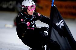 10-10-2010 SNOWBOARDEN: LG FIS WORLDCUP: LANDGRAAF.First World Cup parallel slalom of the season / HAFNER Jure SLO.©2010-WWW.FOTOHOOGENDOORN.NL. / SPORTIDA PHOTO AGENCY