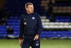 Peterborough United Caretaker Manager David Oldfield - Mandatory by-line: Joe Dent/JMP - 27/02/2018 - FOOTBALL - ABAX Stadium - Peterborough, England - Peterborough United v Walsall - Sky Bet League One