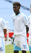 16 June 2007: Guatemala's Marvin Avila. The Canada Men's National team defeated the Guatemala Men's National Team 3-0 at Gillette Stadium in Foxboro, Massachusetts in a 2007 CONCACAF Gold Cup quarterfinal.