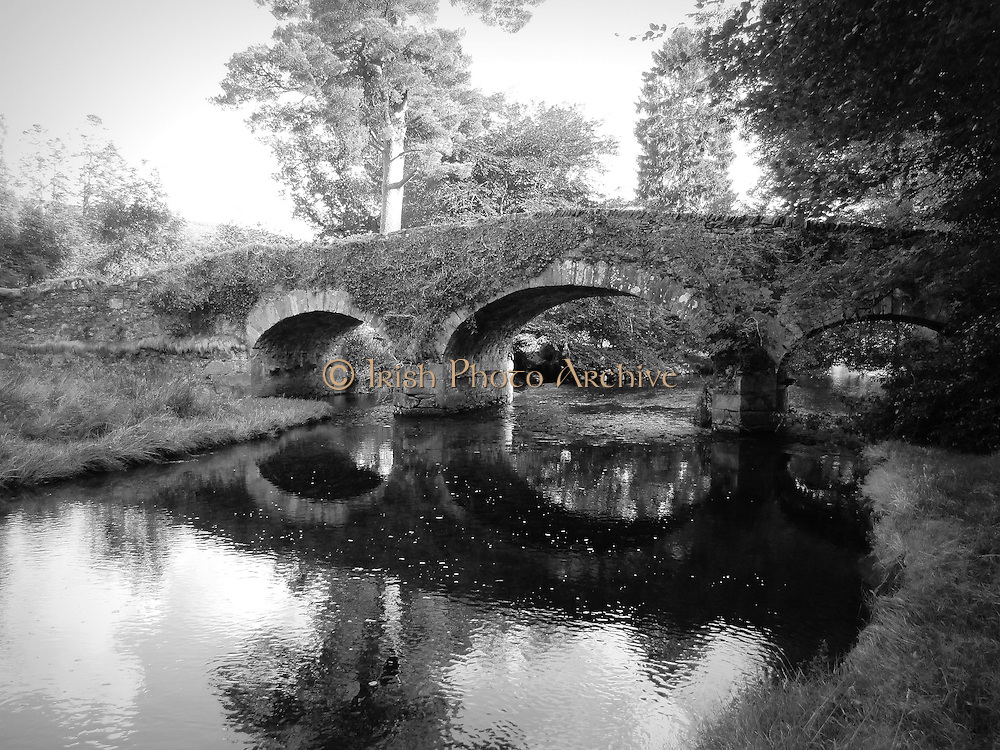 6 - Derrybawn Bridge, Laragh. co.Wicklow ñ 1700