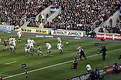 England v Ireland. 6 Nations Advertising images.18-3-2006. Season 2005-2006