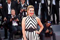 Carly Steel at the premiere of the film Suburbicon at the 74th Venice Film Festival, Sala Grande on Saturday 2 September 2017, Venice Lido, Italy.