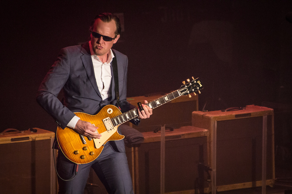 Joe Bonamassa playing Vicar St. June 29th 2016