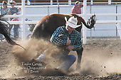 Union Friday Steer Wrestling 2018