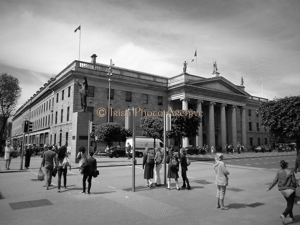 General Post Office, OíConnell Street, Dublin, 1814,
