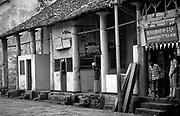 Sri Lanka. Leyn Baan Street, Galle Fort.