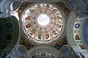 Russische Kirche innen, Neroberg, Wiesbaden, Hessen, Deutschland | Russian Church, Neroberg, Wiesbaden, Hesse, Germany