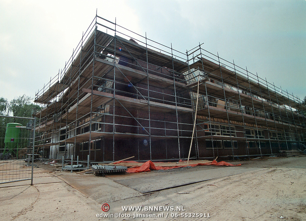 Flevoschool Huizen nieuwbouw