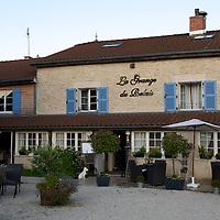 La Grange du Relais hotel and restaurant in Colombey-les-Deux-Eglises.