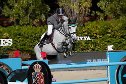 Beerbaum Ludger, GER, Chiara<br /> Furusiyya FEI Nations Cup Jumping Final - Barcelona 2016<br /> © Hippo Foto - Dirk Caremans<br /> 25/09/16